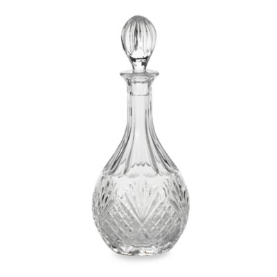 Dublin Crystal Wine Decanter