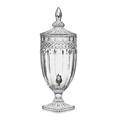 Godinger Dublin Crystal Brandon Beverage Dispenser