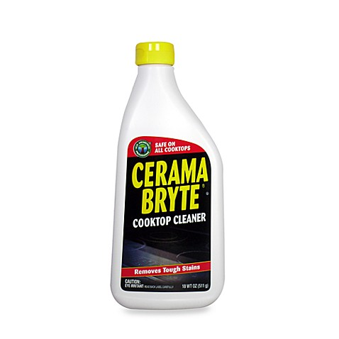 Buy Cerama Bryte 174 Glass Ceramic Cooktop 18 Oz Cleaner