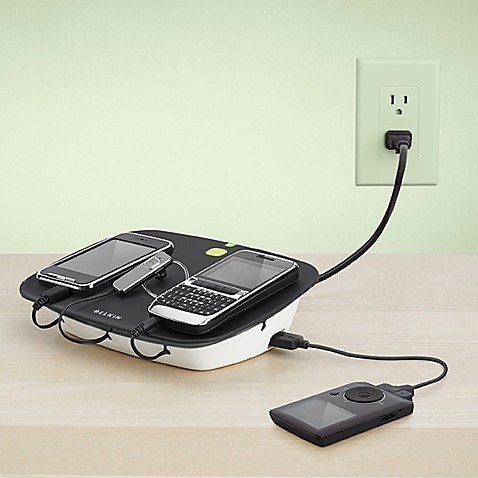 Belkin Conserve Valet™ Smart USB Charging Station