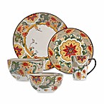 Tabletops Unlimited® Odessa Round Dinnerware Collection