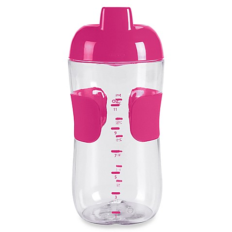 OXO Tot® 11-Ounce Sippy Cup with Handles in Pink