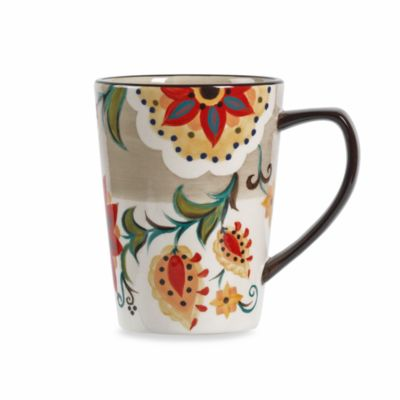 Tabletops Unlimited® Misto Odessa Round Mug