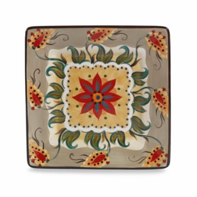 Tabletops Unlimited® Odessa Square Salad Plate