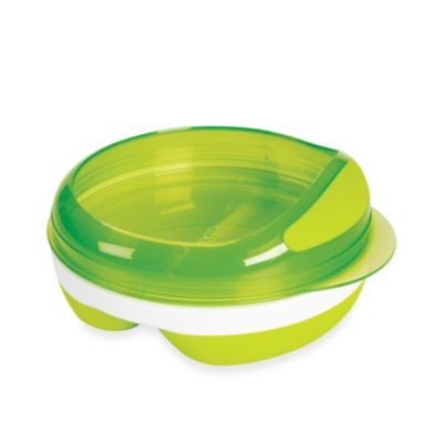 OXO Tot® Divided Dish in Green