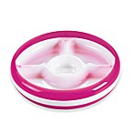OXO Tot® Divided Plate in Pink