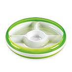 OXO Tot® Divided Plate in Green