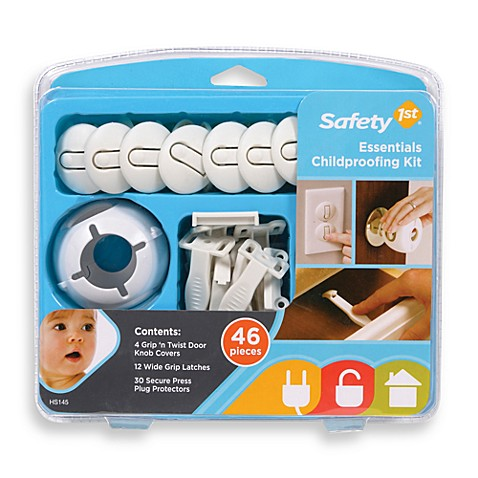 Safety 1st® Essentials 46-Piece Child Proofing Kit