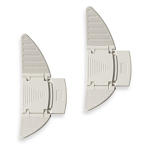 KidCo® Sliding Closet Door Lock (Pack of 2)