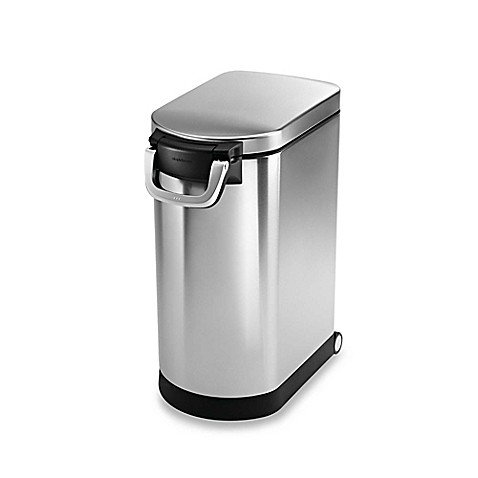 simplehuman® 30-Liter Pet Food Storage Can