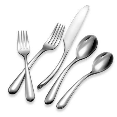 Hampton Forge Arch 20-Piece Flatware Set