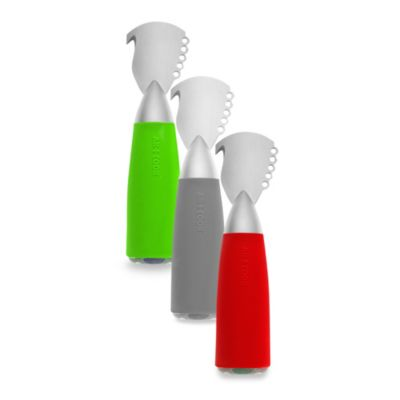 Art and Cook Zinc Positive Collection Citrus Zester