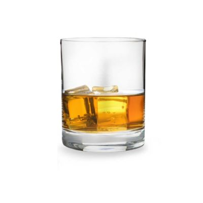 Vintage Double Old Fashioned Glasses