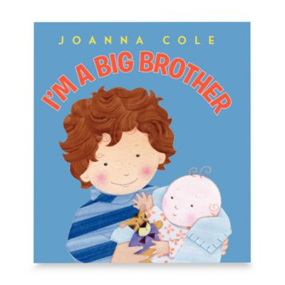 I-Footm a Big Brother Book by Joanna Cole