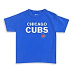MLB Chicago Cubs Team Logo Tee Shirt