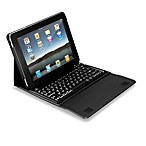 Innovative Technology™ iPad™ Case with Bluetooth Keyboard