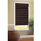 B. Smith Baha Natural Roman Cordless Bamboo Shade
