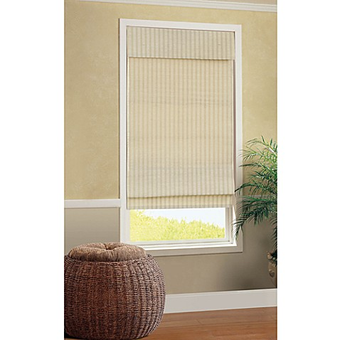B. Smith Croix Roman Cordless Shade