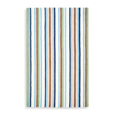 Kids® 4-Foot x 6-Foot Stripe Rug