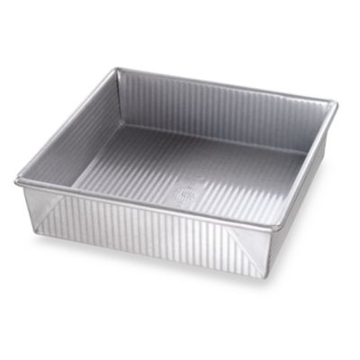 USA Pan Non-Stick 9-Inch Square Cake Pan