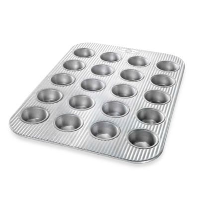 USA Pan Non-Stick 24-Count Mini-Muffin Pan