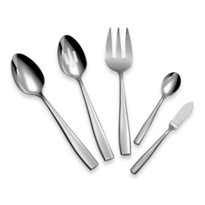 Nicole Miller® Placid 5-Piece Hostess Set