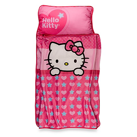 Lambs & Ivy® Hello Kitty Nap Mat in Pink