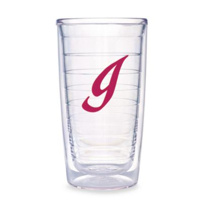 Dishwasher Safe Monogram Tumblers