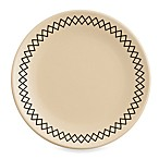K by Keaton Wheat 8 1/2-Inch Accent/Salad Plates (Set of 4)
