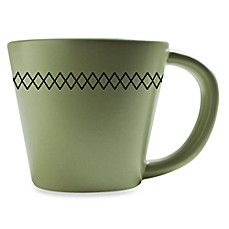 K by Keaton Grass Stitch 12-Ounce Mug
