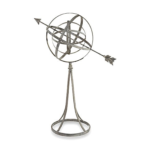 Armillary Sphere Table Decor