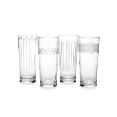 Mikasa® Cheers Too 19-3/4 Ounce Highball Glasses (Set of 4)