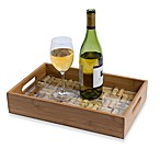 Cork Collector Serving Tray