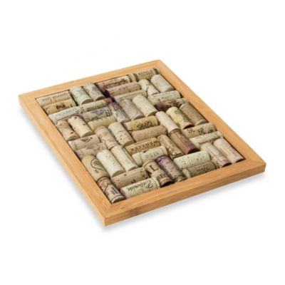 Cork Collector Trivet