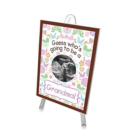 Family Picture Frames > Bonnie Marcus Sonogram Frame for Grandma