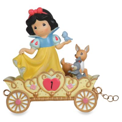Precious Moments® Disney® Birthday Figurine: Snow White in 1st Birthday