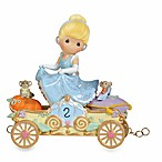 Precious Moments® Disney® Birthday Figurine: Cinderella in 2nd Birthday