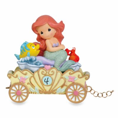 Precious Moments® Disney® Birthday Figurine: Ariel in 4th Birthday