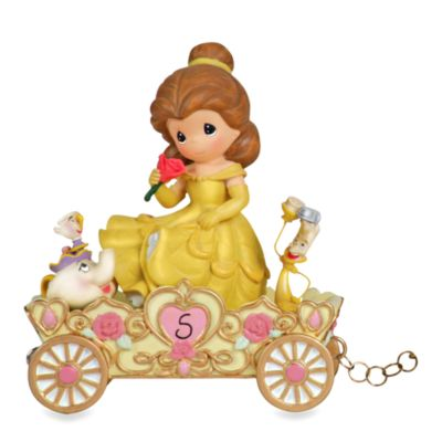 Precious Moments® Disney® 5th Birthday Figurine: Belle