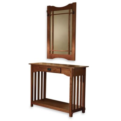 Entryway Tables and Mirrors