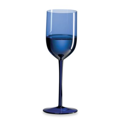 Ravenscroft® Classics Crystal Cobalt Blue Long Stem Water Glasses (Set of 4)