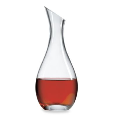 Crystal Double Magnum Decanter