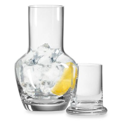 Crystal Carafe Set