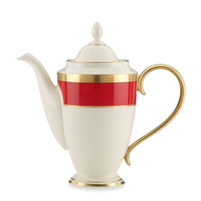 Lenox® Embassy 48-Ounce Coffeepot