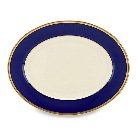 Lenox® Independence 13-Inch Oval Platter