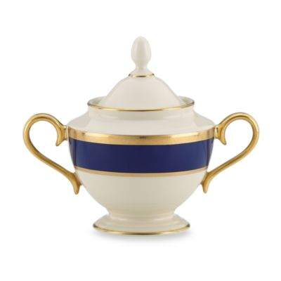 Lenox® Independence 5 1/3-Inch Sugar Bowl