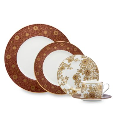 L by Lenox® Floral Majesty 5-Piece Place Setting