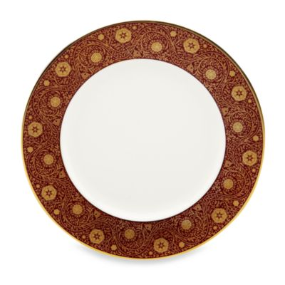 L by Lenox® Floral Majesty 9-Inch Salad Plate