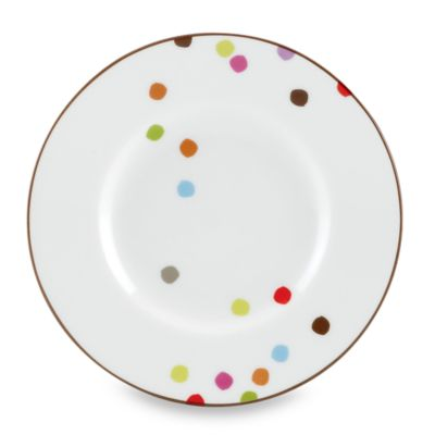 "kate spade new york Market Street 5"" Party Plate"