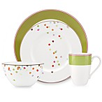 kate spade new york Market Street Green Dinnerware